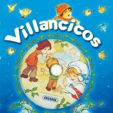 Libros: VILLANCICOS (CANTA Y CUENTACON CD) SUSAETA EDICIONES, S.A.. Lote 104281714