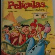 Libros: PELÍCULAS HANNA BARBERA. Lote 108066410
