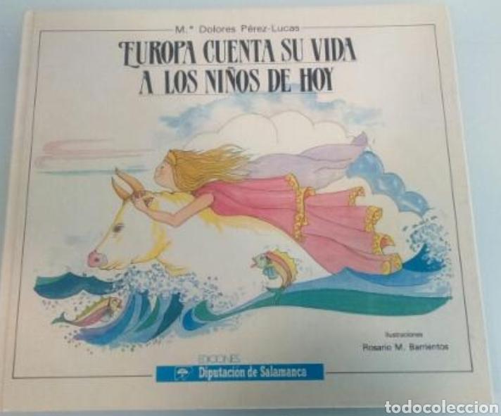 EUROPA CUENTA SU HISTORIA A LOS NIÑOS DE HOY (Libros Nuevos - Literatura Infantil y Juvenil - Literatura Infantil)