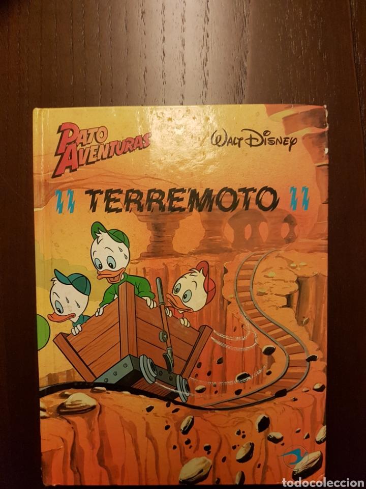 PATO AVENTURAS TERREMOTO II (Libros Nuevos - Literatura Infantil y Juvenil - Literatura Infantil)