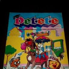 Libros: COLECCIONABLES LIBRO GORDO DE PETETE. Lote 109315404