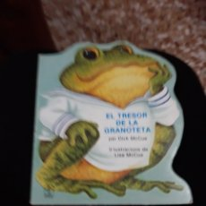 Libros: LIBRO CONTÉ.- EL TRESOR DE LA FRONTERA.IL-LUSTRACIONS LISA MCCUE. Lote 109585772