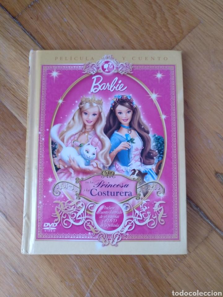 Libros: Literatura infantil.La bella durmiente y Barbie:Princesa Rapunzel.La princesa y la Costurera - Foto 2 - 112401012