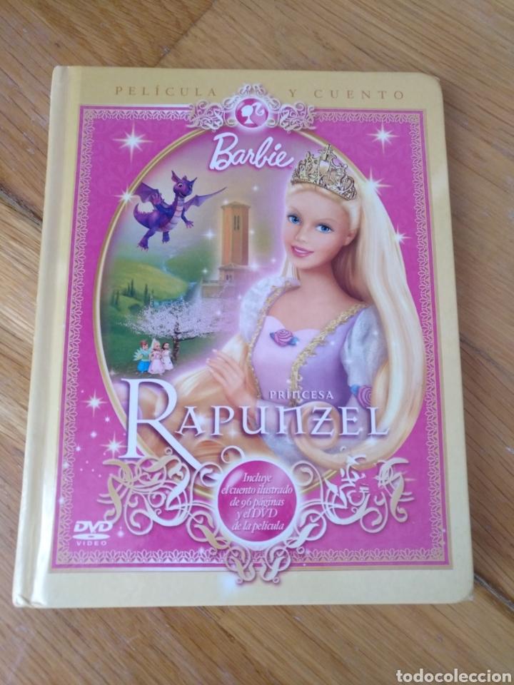 Libros: Literatura infantil.La bella durmiente y Barbie:Princesa Rapunzel.La princesa y la Costurera - Foto 6 - 112401012