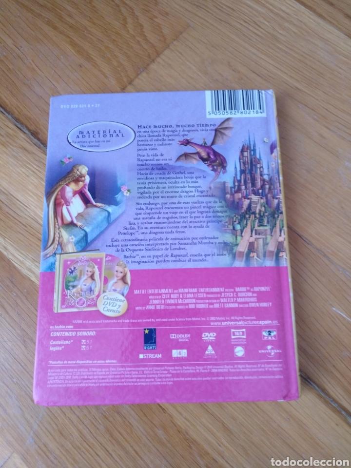 Libros: Literatura infantil.La bella durmiente y Barbie:Princesa Rapunzel.La princesa y la Costurera - Foto 7 - 112401012