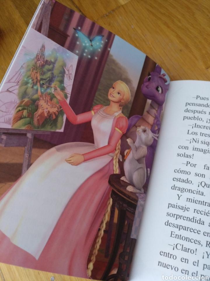 Libros: Literatura infantil.La bella durmiente y Barbie:Princesa Rapunzel.La princesa y la Costurera - Foto 9 - 112401012