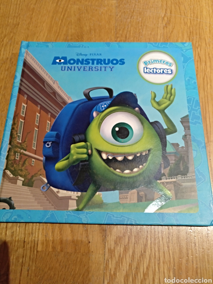 Libros: Lote 3 Libro LIBRO.Infantil. Monstruos University Disney. Caillou y todo es Rosie. - Foto 2 - 112454950