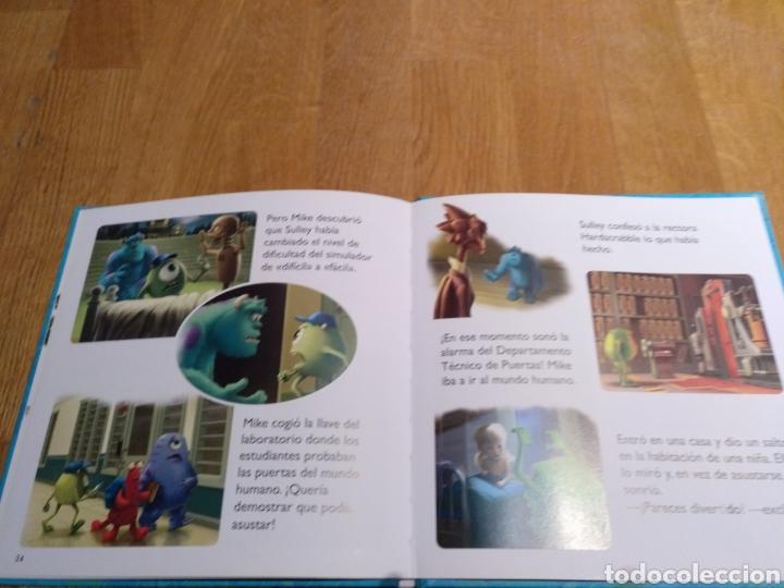 Libros: Lote 3 Libro LIBRO.Infantil. Monstruos University Disney. Caillou y todo es Rosie. - Foto 4 - 112454950