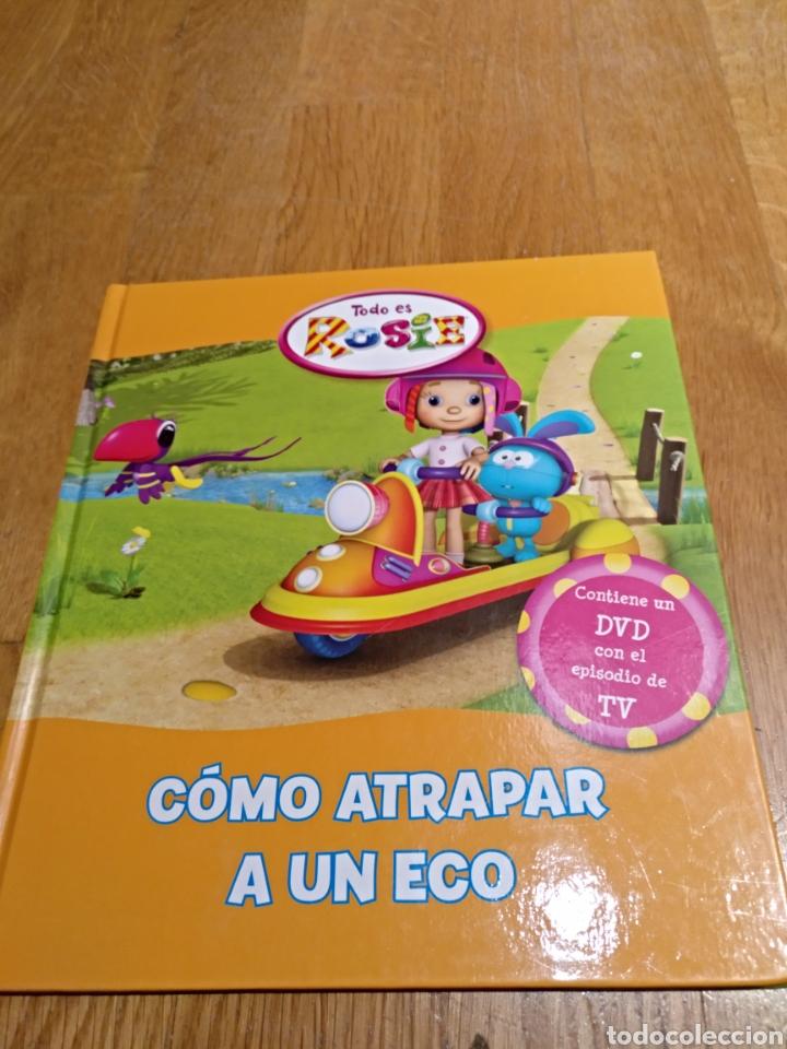 Libros: Lote 3 Libro LIBRO.Infantil. Monstruos University Disney. Caillou y todo es Rosie. - Foto 11 - 112454950