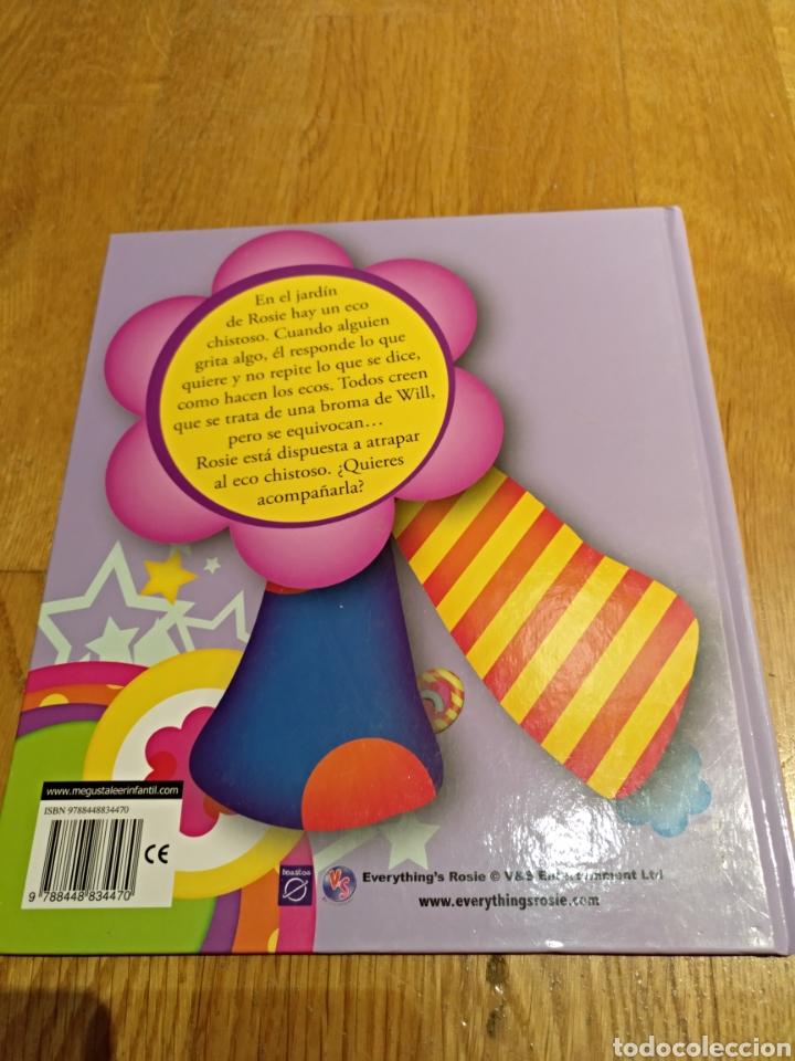 Libros: Lote 3 Libro LIBRO.Infantil. Monstruos University Disney. Caillou y todo es Rosie. - Foto 12 - 112454950