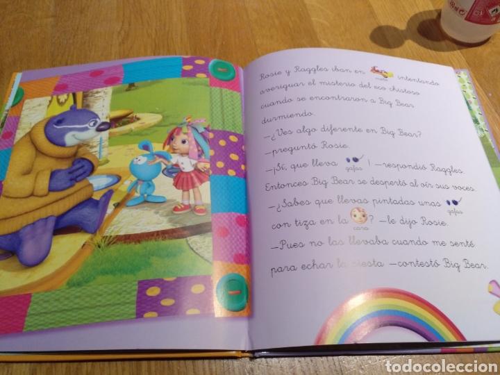 Libros: Lote 3 Libro LIBRO.Infantil. Monstruos University Disney. Caillou y todo es Rosie. - Foto 13 - 112454950