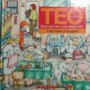 Libros: LIBRO INFANTIL TEO UNA VISITA AL HOSPITAL. Lote 112813678