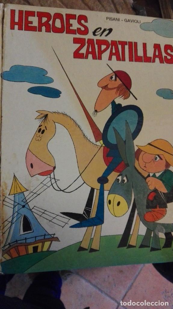 ÁNGEL PISANI. HÉROES EN ZAPATILLAS. RM76307. (Libros Nuevos - Literatura Infantil y Juvenil - Literatura Infantil)