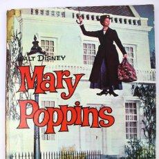Libros: L-4565 MARY POPPINS, WALT DISNEY , ED JUVENTUD ,AÑO 1964. Lote 114807919