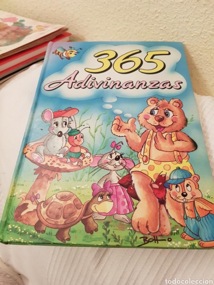 365 ADIVINANZAS ILUSTRADO POR BOTTO (Libros Nuevos - Literatura Infantil y Juvenil - Literatura Infantil)