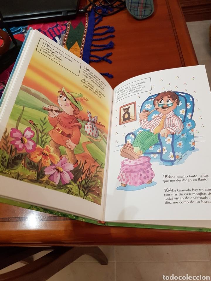Libros: 365 ADIVINANZAS Ilustrado por Botto - Foto 4 - 116871834