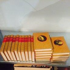 Libros: LIBROS LO MEJOR DE JULIO VERNE 20 VOLÚMENES. Lote 121899751