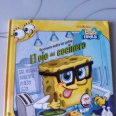 Libros: 1 LIBRO BOD ESPONJA. Lote 124291838