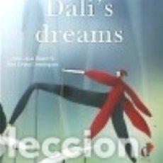 Libros: DALÍ'S DREAMS DIÁLOGO. Lote 67918203