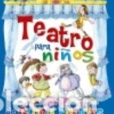 Libros: TEATRO PARA NIÑOS DE GLORIA FUERTES SUSAETA. Lote 70799141