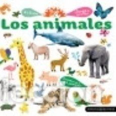 Libros: LOS ANIMALES. Lote 128247230