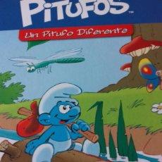 Libri: UN PITUFO DIFERENTE. Lote 128257455