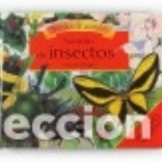 Libros: SONIDOS DE INSECTOS. Lote 128625127