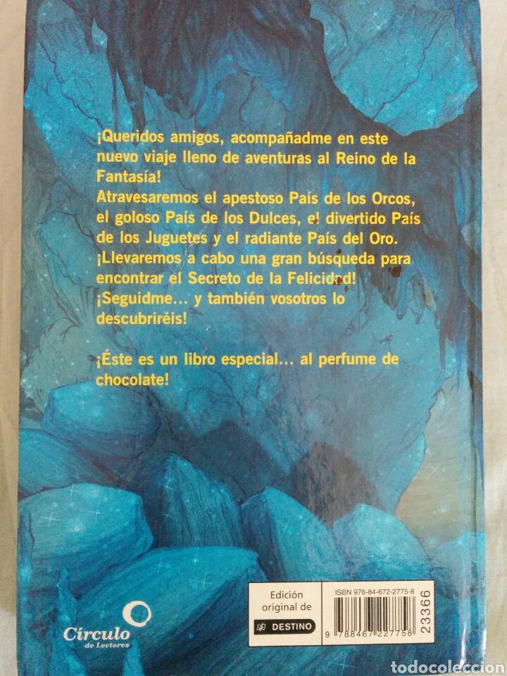 Libros: Regreso al Reino de la Fantasía, Gerónimo Stilton - Foto 2 - 130832049