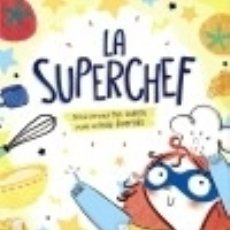 Libros: LA SUPERCHEF. Lote 133729842