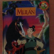 Libros: MULAN,CLUB DEL LIBRO DISNEY,AÑO 2004. Lote 135070271