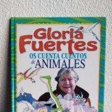 Libros: GLORIA FUERTES OS CUENTA CUENTOS DE ANIMALES. SERVILIBRO EDICIONES S.A. ILUSTRADO M. LUISA TORCIDA. Lote 135731843