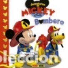 Libros: AVENTURAS DE MICKEY, BOMBERO. Lote 140366928