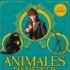 Libros: ANIMALES FANTÁSTICOS. LOS CRÍMENES DE GRINDELWALD. GUÍA . LA GUÍA DE LOS FILMS. Lote 140374930