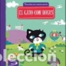 Libros: EL GATO CON BOTAS: CUENTOS CON MOVIMIENTO. Lote 140375212