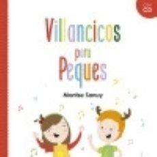 Libros: VILLANCICOS PARA PEQUES. Lote 140375344