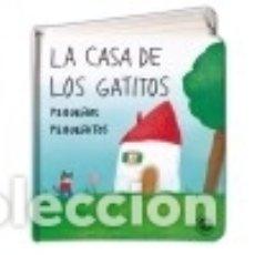 Libros: LA CASA DE LOS GATITOS PEQUEÑOS PEQUEÑITOS. Lote 140375401