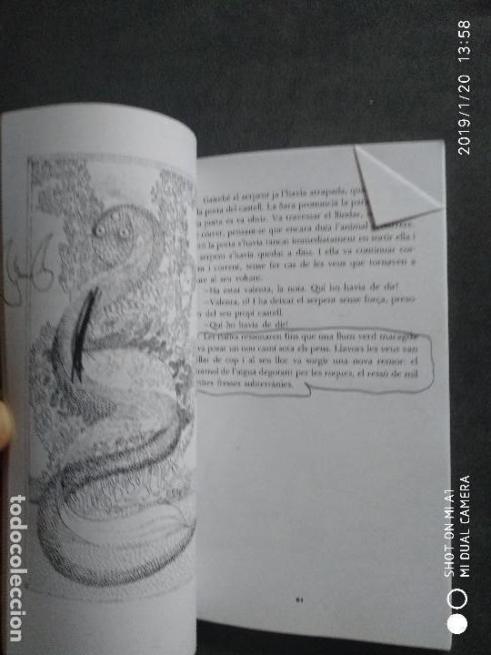 Libros: ELS SET ENIGMES DE L'IRIS. MERCE CANELA GARAYOA - Foto 6 - 147706802
