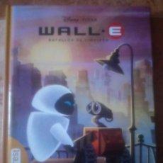 Libros: WALL-E. BATALLÓN DE LIMPIEZA,LIBRO INFANTIL,CLASICOS DISNEY,NUEVO. Lote 151092788