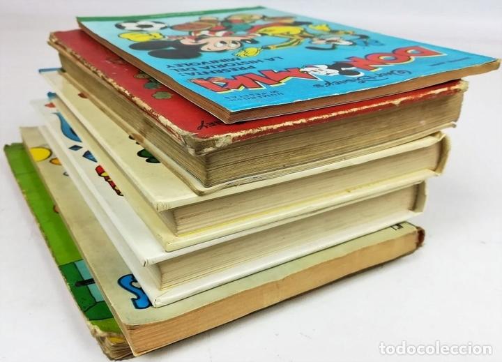Libros: LOTE DE 5 EJEMPLARES WALT DISNEY. VV. AA. VV. EDITORIALES. 1974/1987 - Foto 5 - 155195006