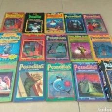 Libros: LIBROS PESADILLAS. Lote 155825145