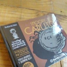 Livres: SNOOPY Y CARLITOS. Lote 160987664