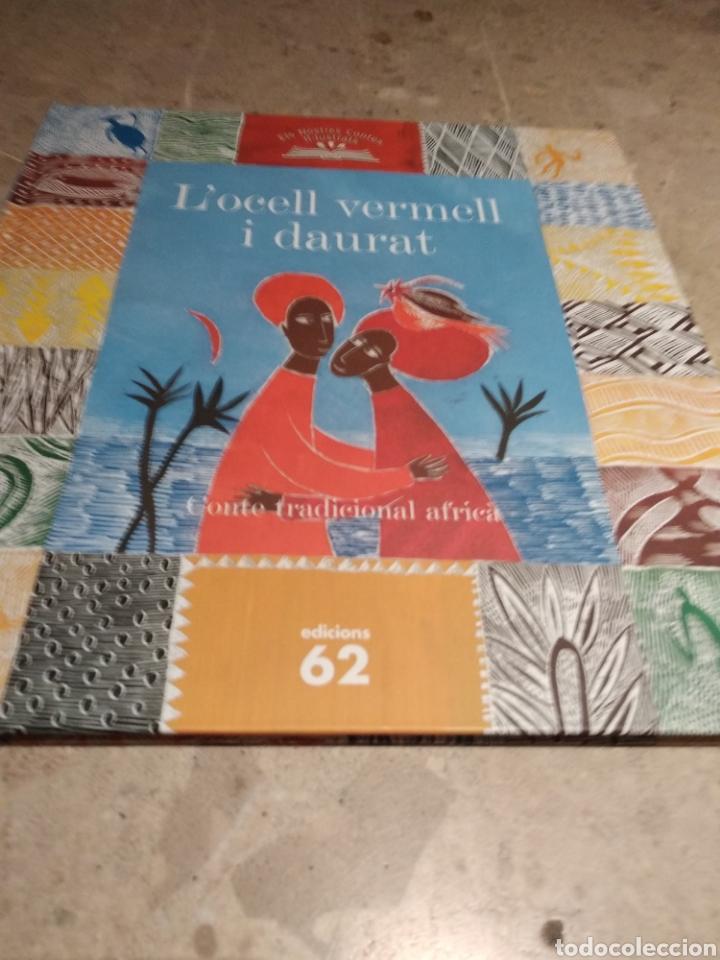 L'OCELL VERMELL I DAURAT, LIBRO SIN USAR, COMPLETAMENTE NUEVO (Libros Nuevos - Literatura Infantil y Juvenil - Literatura Infantil)