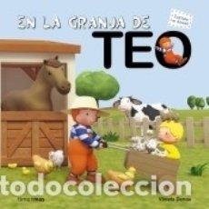 Livres: EN LA GRANJA DE TEO. Lote 163902816