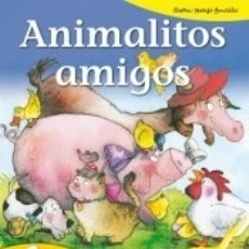Libros: ANIMALITOS AMIGOS (LEE CON GLORIA FUERTES). Lote 165628598