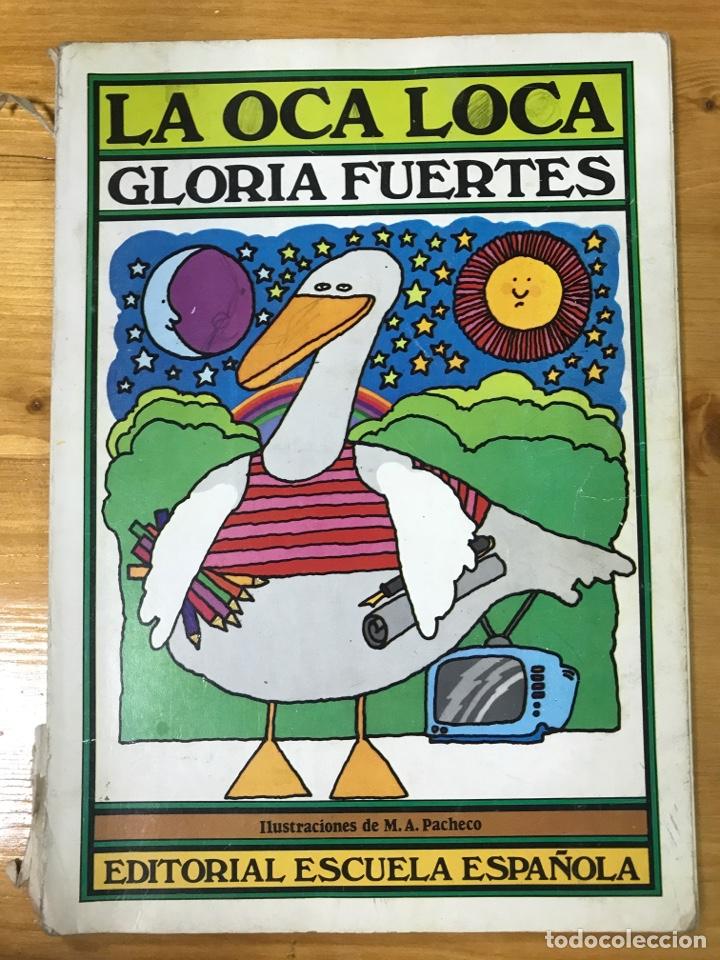 Libros: LOTE DE 3 CUENTOS DE GLORIA FUERTES. - Foto 2 - 167474568