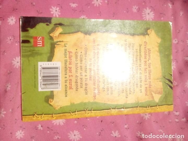 Libros: Como entrenar a tu vikingo Libro de Cressida Cowell - Foto 2 - 168857752
