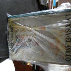 Libros: LA ROSA Y EL ANILLO DE THACKERAY PRECIOSO LIBRO DEL AÑO 1930 . Lote 169183516