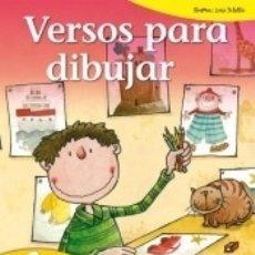 Libros: VERSOS PARA DIBUJAR (LEE CON GLORIA FUERTES). Lote 169663253