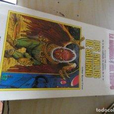 Libros: LIBROJUEGO ROL LA MAQUINA DEL TIEMPO LOS ANILLOS DE SATURNO. Lote 170497972