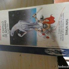 Libros: LIBROJUEGO DUNGEONS DRAGONS 2 CASTILLO DE QUARRAS . Lote 170502084